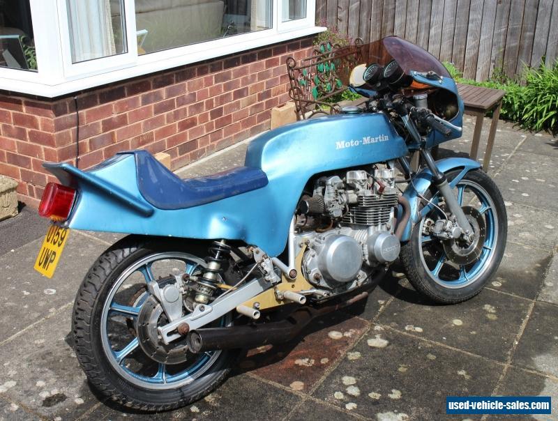 Moto Martin Kawasaki Z650 Very Rare Beam Frame Cafe Racer For Sale