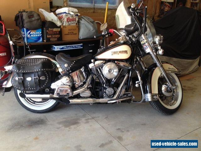 1989 Harley-davidson Touring for Sale in Canada