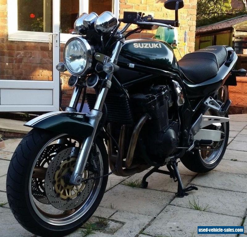 1999 Suzuki 1200 for Sale in the United Kingdom