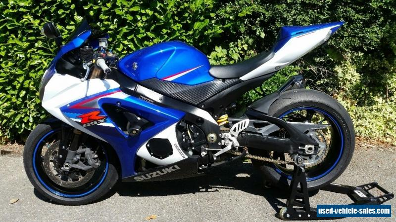 2008 suzuki gsxr 1000 for sale in the united kingdom. Black Bedroom Furniture Sets. Home Design Ideas