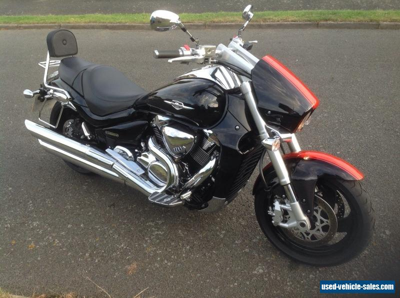 2012 suzuki intruder for sale in the united kingdom. Black Bedroom Furniture Sets. Home Design Ideas