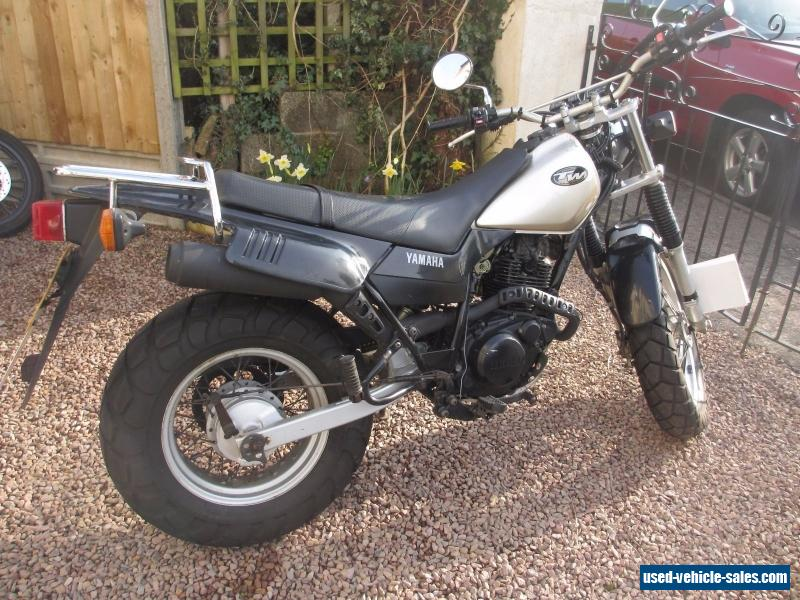 2002 yamaha tw 125 for sale in the united kingdom. Black Bedroom Furniture Sets. Home Design Ideas