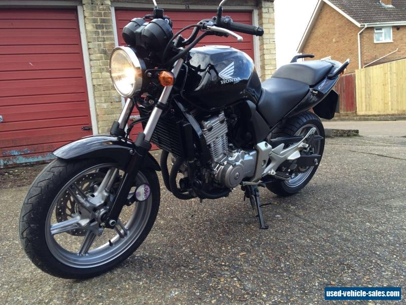 2006 honda cbf500 for sale in the united kingdom. Black Bedroom Furniture Sets. Home Design Ideas