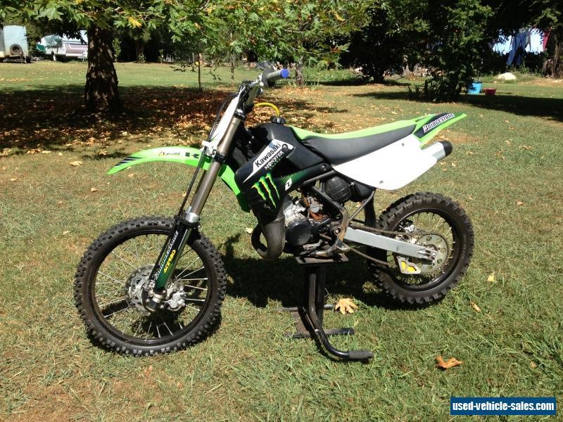 Kawasaki KX85 for Sale in Australia