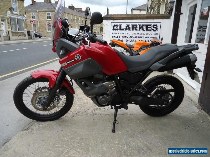2010 yamaha xt 660 z tenere for sale in the united kingdom. Black Bedroom Furniture Sets. Home Design Ideas