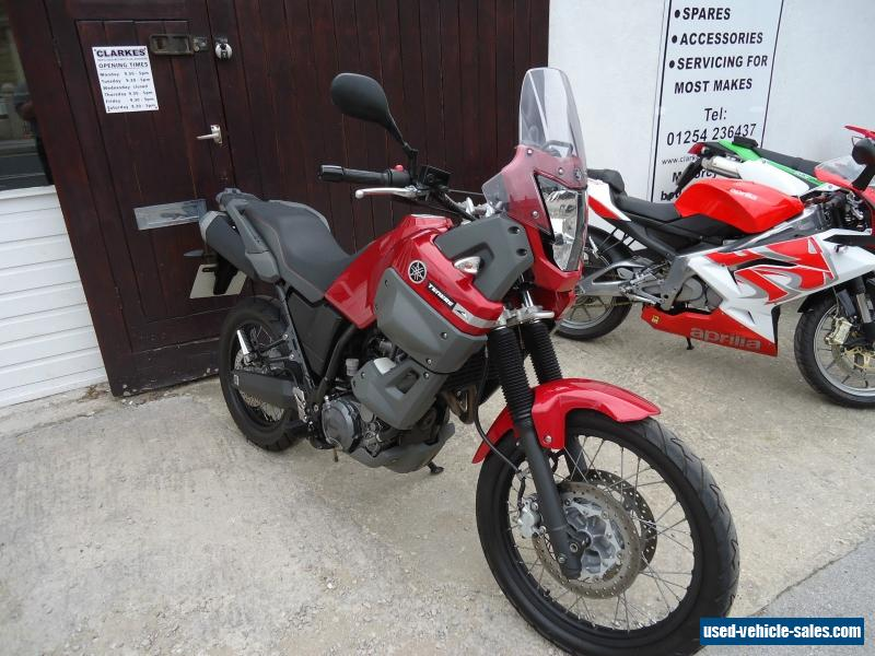 2010 yamaha xt 660 z tenere for sale in the united kingdom