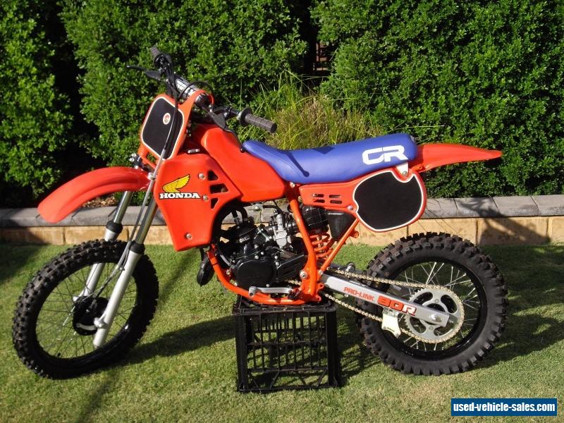 honda cr80r for sale in australia
