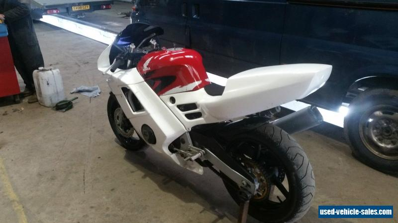 Honda CBR 600 Steelie Track Bike Race bike for Sale
