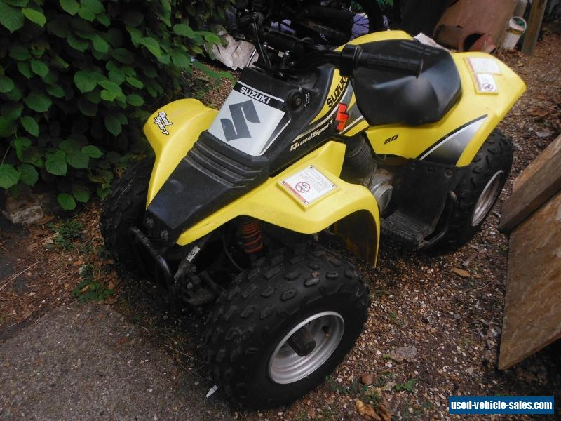 2002 Suzuki Lt80 for Sale in the United Kingdom