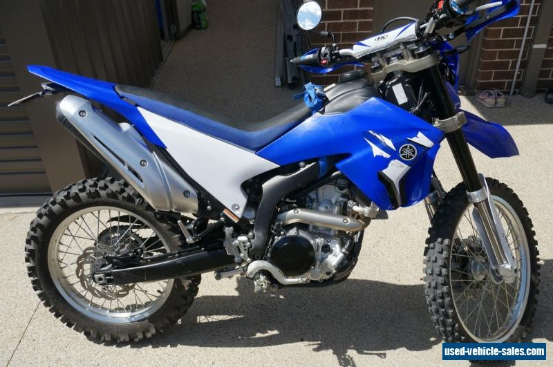 Yamaha wr205r for sale in australia for Yamaha wr250r for sale