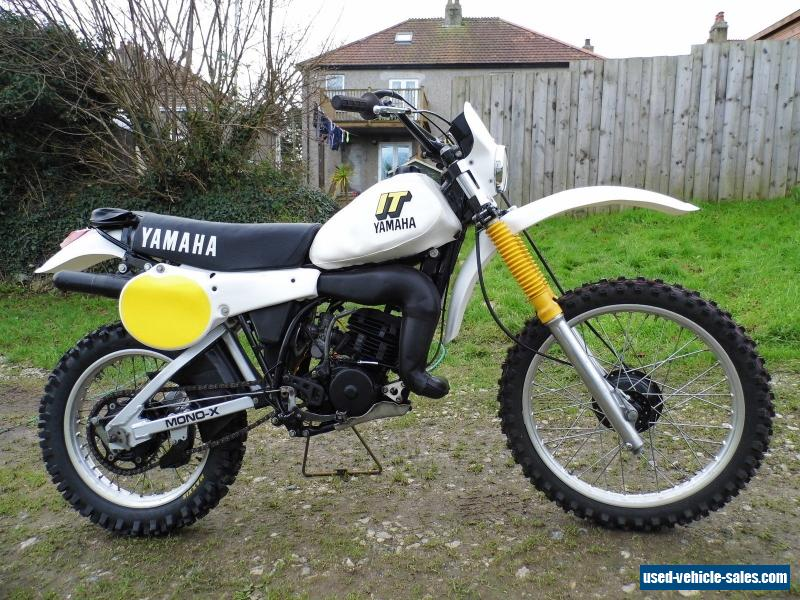 1981 yamaha it for sale in the united kingdom for Yamaha rally bike for sale