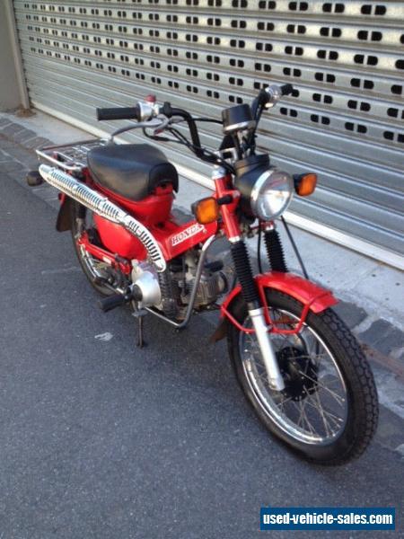 Honda CT110 for Sale in Australia