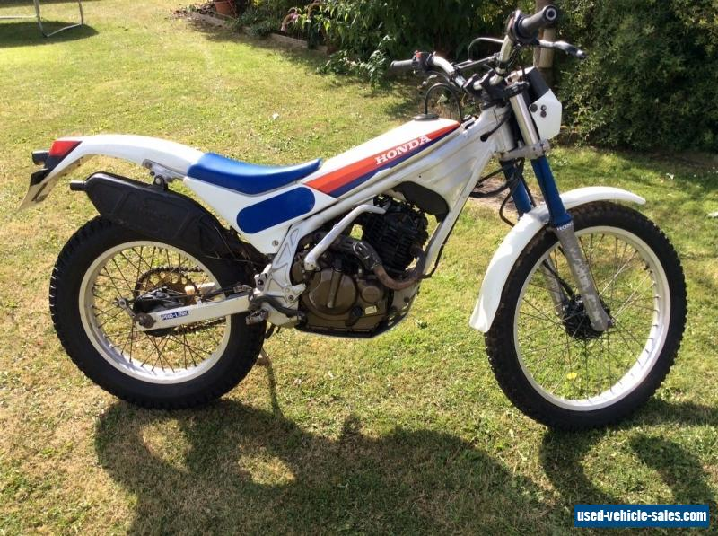 1986 honda tlr250 reflex for sale in the united kingdom. Black Bedroom Furniture Sets. Home Design Ideas