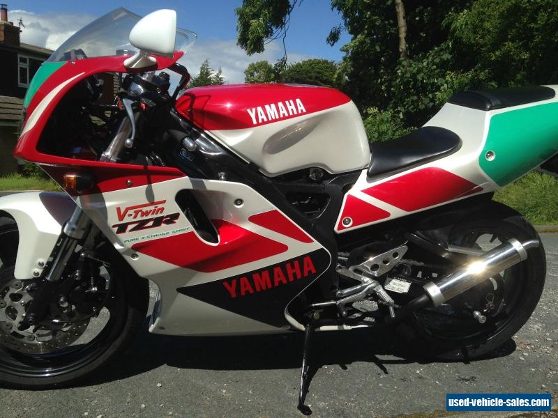 1991 yamaha tzr 250 3xv for sale in the united kingdom. Black Bedroom Furniture Sets. Home Design Ideas