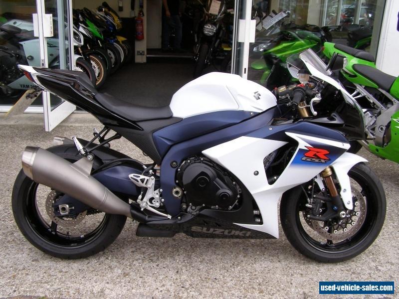 2010 suzuki gsxr for sale in the united kingdom for Suzuki gsxr 1000 motor for sale