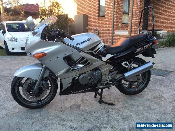 Kawasaki ZZR600 1997 For Sale
