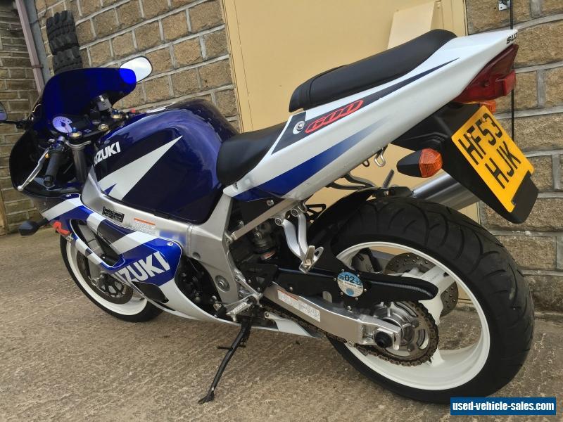 2003 Suzuki GSXR 600 K3 for Sale in the United Kingdom