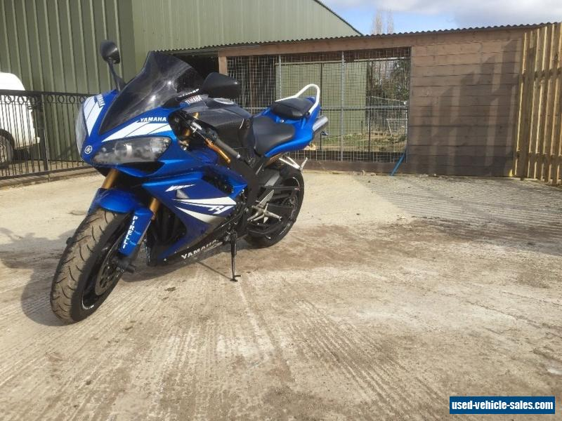 2007 yamaha yzf r1 4c8 for sale in the united kingdom. Black Bedroom Furniture Sets. Home Design Ideas