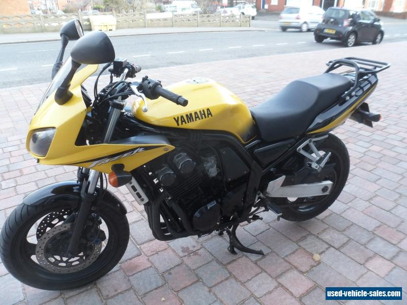 2002 yamaha fzs 600 for sale in the united kingdom. Black Bedroom Furniture Sets. Home Design Ideas