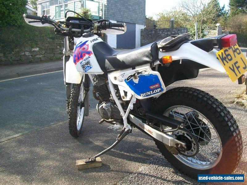 1993 honda xlr 250 for sale in the united kingdom. Black Bedroom Furniture Sets. Home Design Ideas