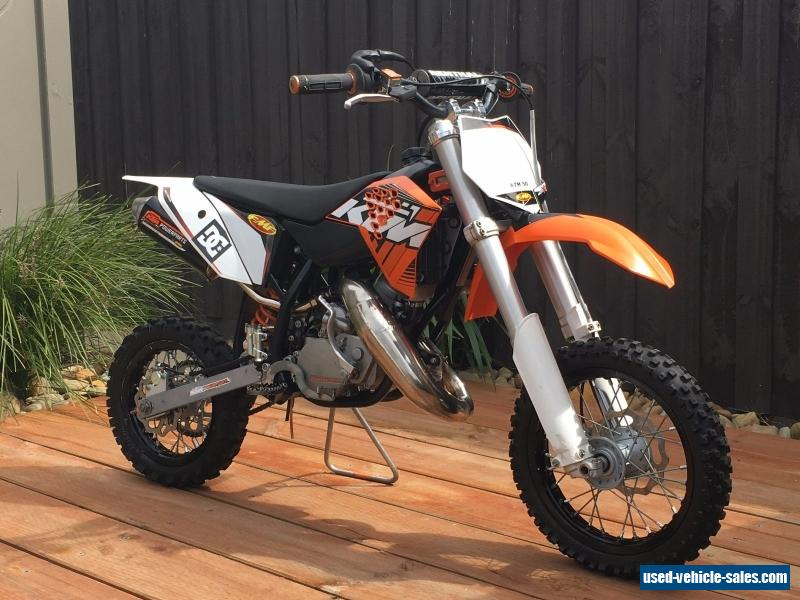 Ktm 50 SX for Sale in Australia