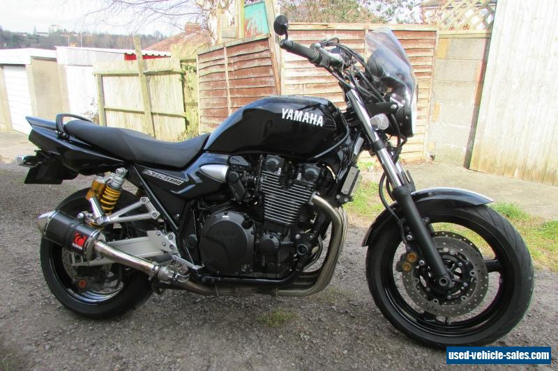 2013 yamaha xjr 1300 for sale in the united kingdom