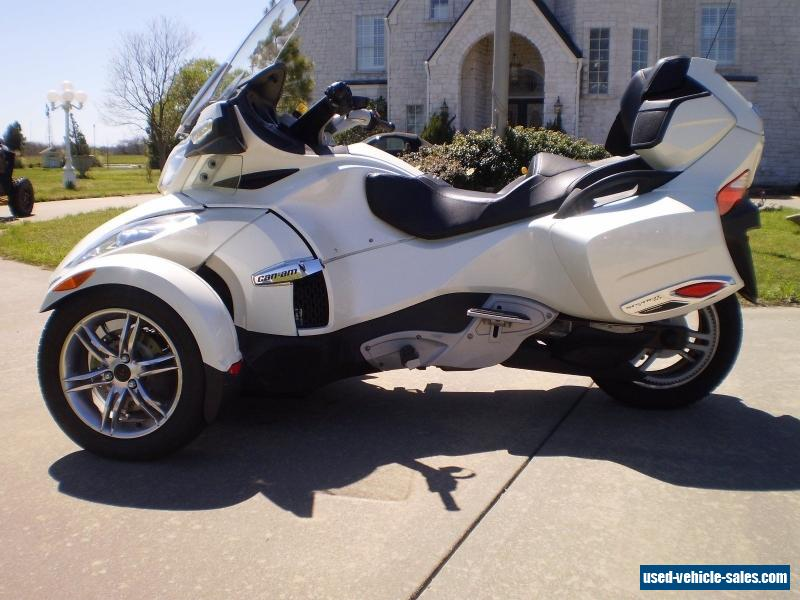 2011 can am spyder rt limited for sale in canada. Black Bedroom Furniture Sets. Home Design Ideas