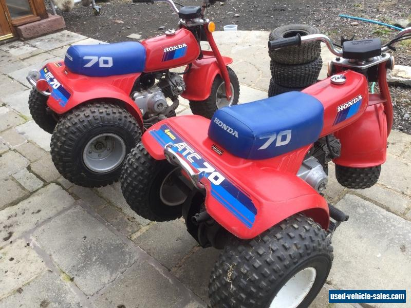 Honda Atc 70 : Honda atc for sale in the united kingdom
