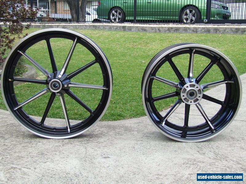 Used Harley Davidson Wheels >> Harleydavidson Wheels For Sale In Australia