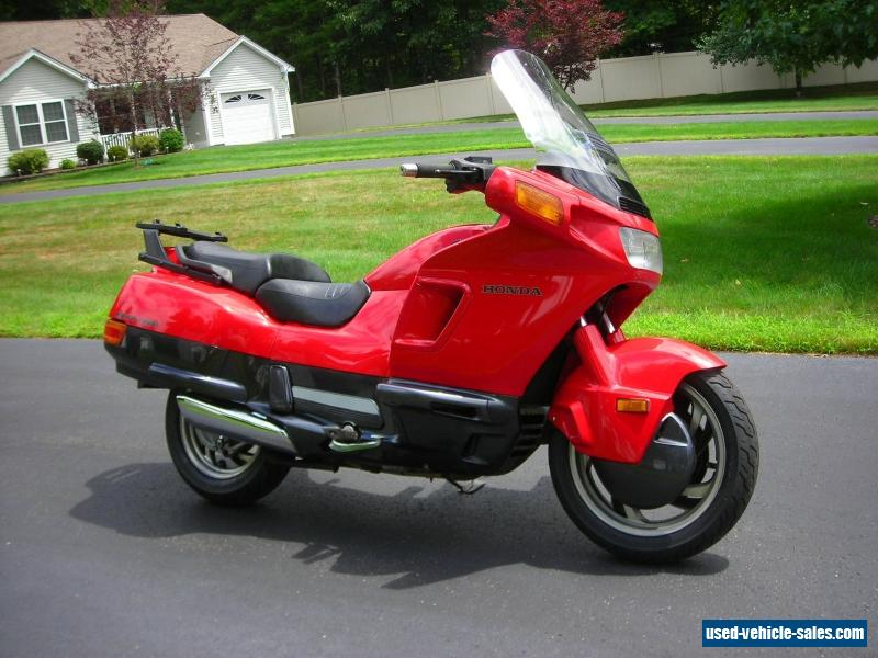 Honda Pacific Coast >> 1996 Honda Pacific Coast Pc800 For Sale In Canada