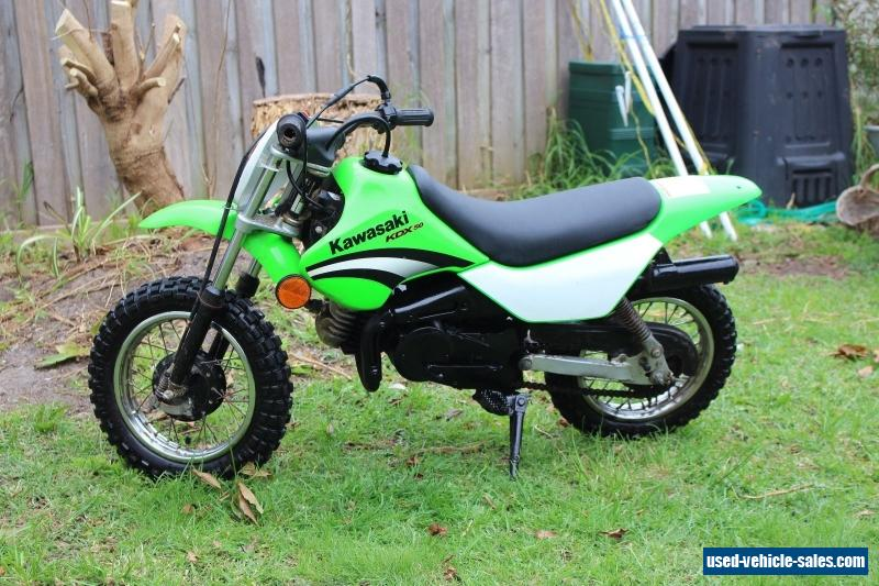 Kawasaki kdx50 for Sale in Australia