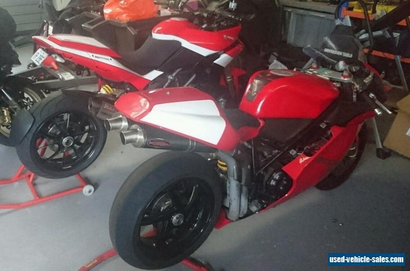 Ducati 996 Sps Special For Sale In Australia