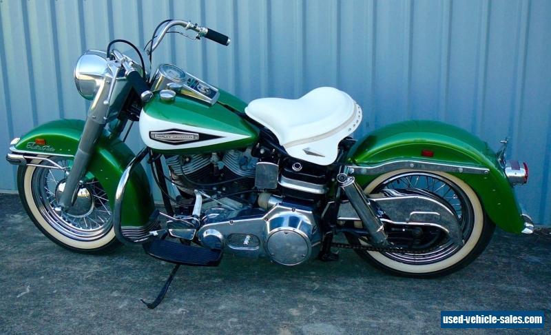 Harley-davidson FLH for Sale in Australia