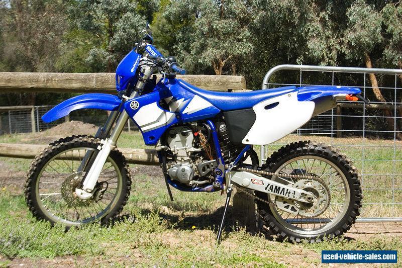 Yamaha yz426f for sale in australia for Yamaha yz 426