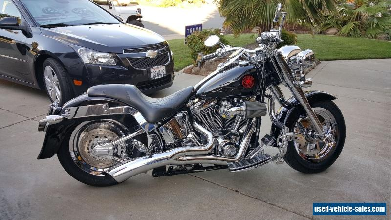 2005 Harley-davidson Softail for Sale in the United States