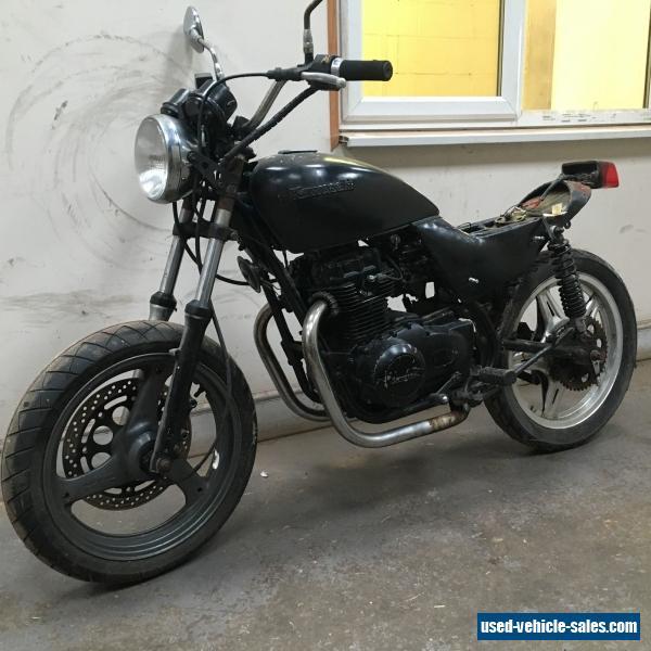 1981 Kawasaki Ltd for Sale in the United Kingdom