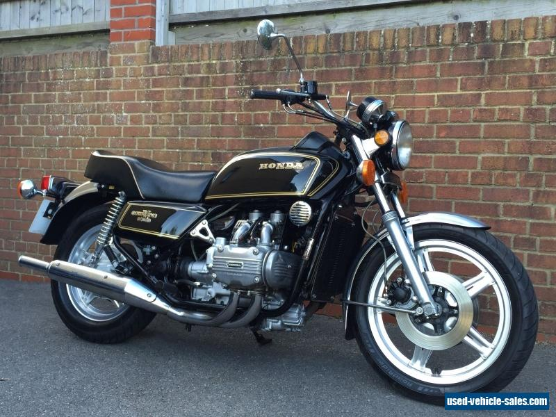 1980 honda gl1000kz gold wing for sale in the united kingdom. Black Bedroom Furniture Sets. Home Design Ideas
