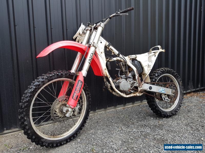 Honda Cr125 For Sale In Australia