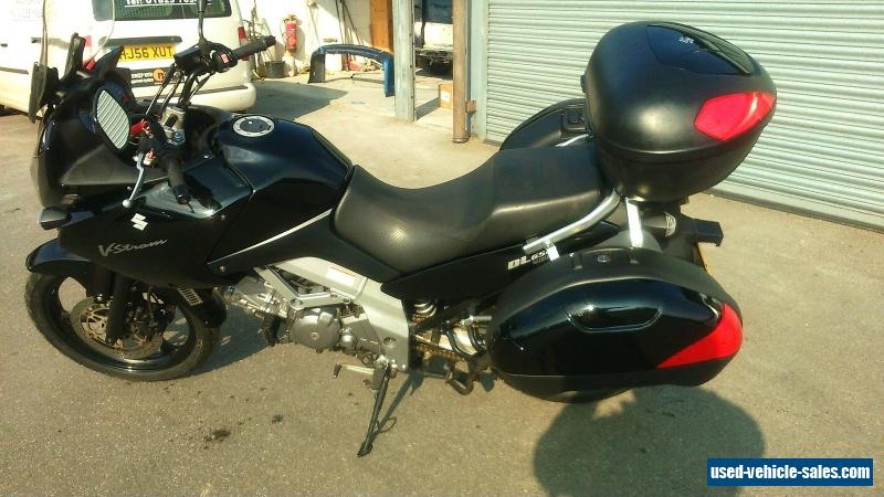2004 suzuki dl 650 for sale in the united kingdom. Black Bedroom Furniture Sets. Home Design Ideas