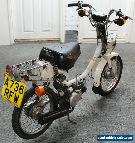 1983 Yamaha QT50 for Sale in the United Kingdom
