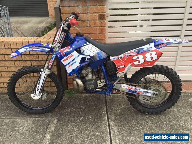 Yamaha yz 250 for sale