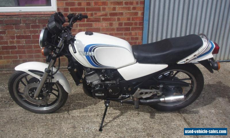 1982 Yamaha RD350 LC for Sale in the United Kingdom