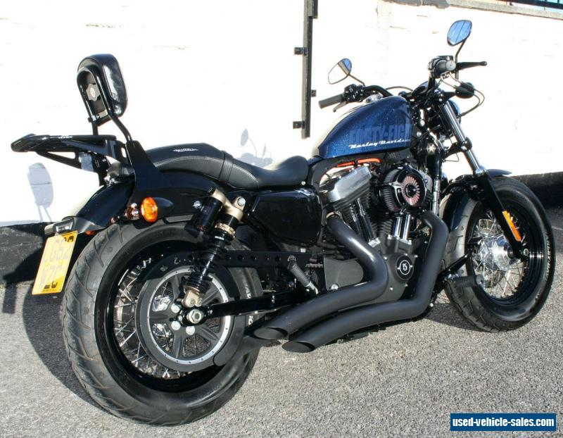2012 harley davidson 1200 for sale in the united kingdom. Black Bedroom Furniture Sets. Home Design Ideas