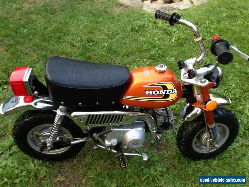 1974 honda honda z50 for sale in canada