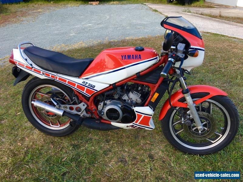 Yamaha RZ350 for Sale in Australia