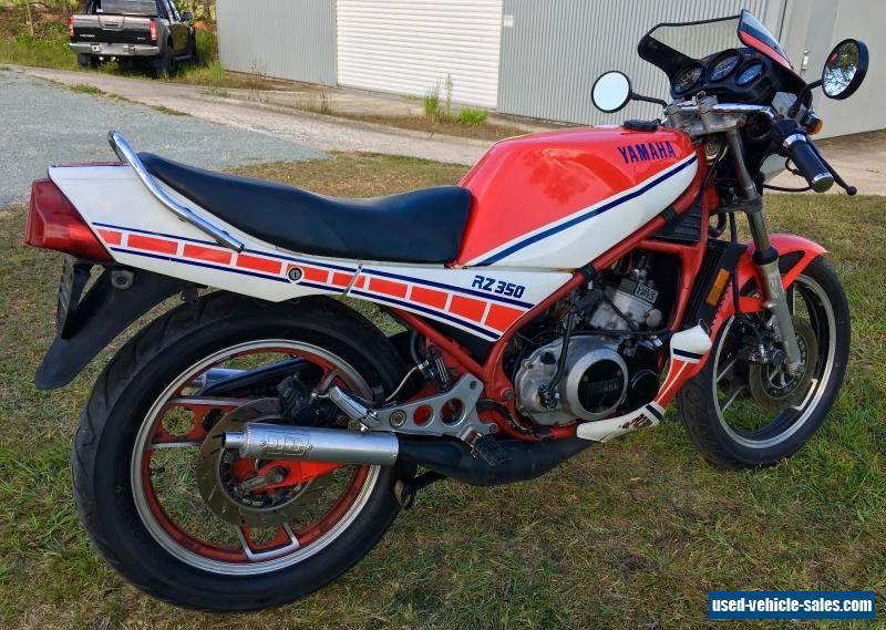 1984 Yamaha RZ350 not RZ500 RG H1