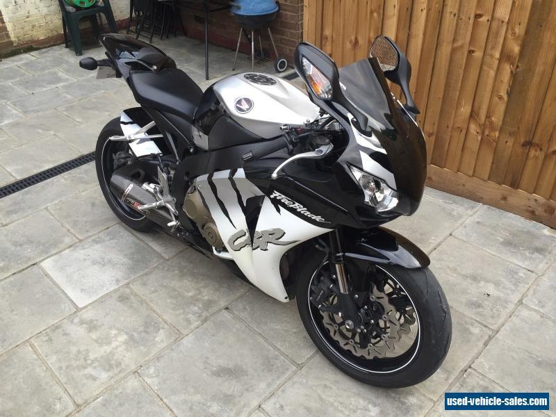 2008 Honda CBR1000RR for Sale in the United Kingdom