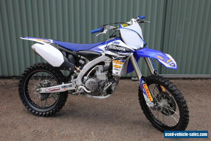 Yamaha 2011 for sale in australia for Yamaha yz450f for sale