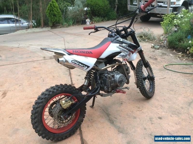 Honda customised crf70-140 ? kids dirt bike pit bike for Sale in ...