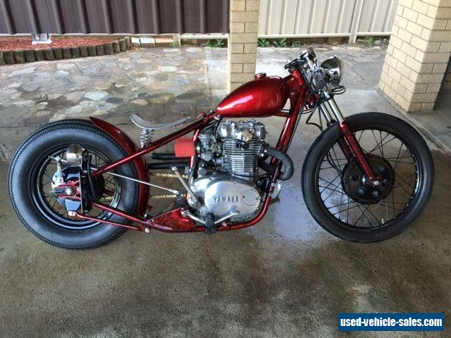 Yamaha Bobber For Sale Australia